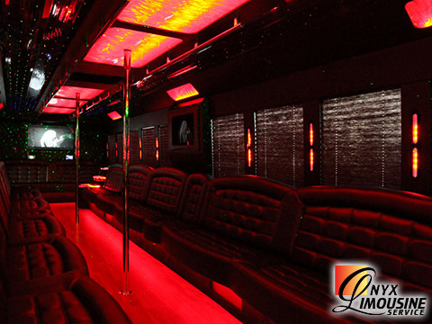 Party Bus Houston, Party Buses in Houston