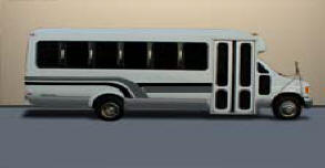 Shuttle Bus, Airport Shuttle, Shuttle Service.