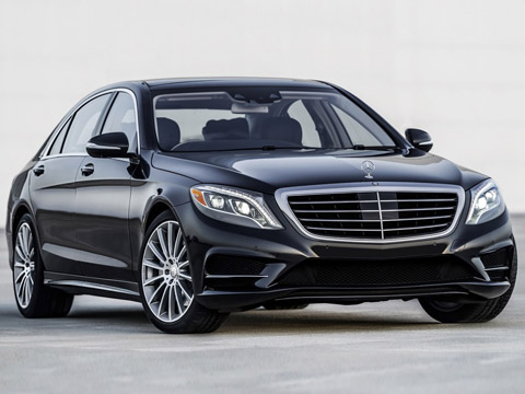 Houston Sedan Service, S Clas