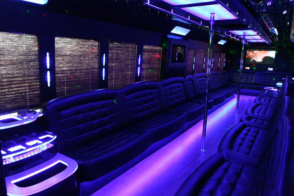 Houston Party Buses, Houston Party Bus, Party Bus Rental Service.